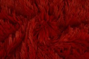 Pluche 01 rood