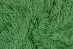 Pluche 14 mint groen