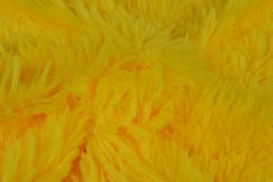 Pluche 07 geel