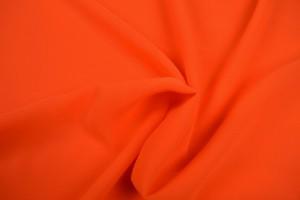 Chiffon 23 donker oranje