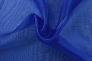Organza 28 donker blauw