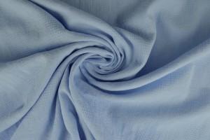 Katoen jacquard 06 aqua blauw