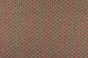 Cuffs jacquard 02-02 cross red