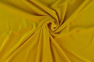 Fluweel 07 geel