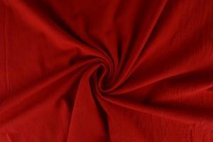 Katoen gewassen 01 rood