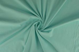 Katoen gewassen 05 turquoise