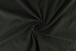 Katoen gewassen 17 donker grijs