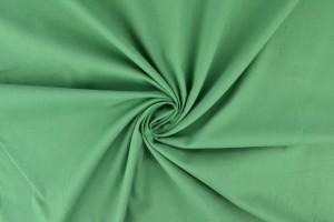Katoen poplin 14 mint groen