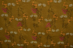 Cotton washed print w02-44