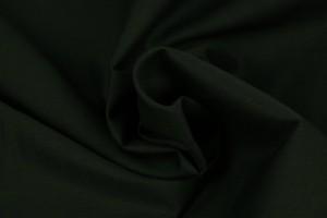 Katoen poplin 03 zwart