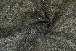 Metallic deluxe 33 grijs