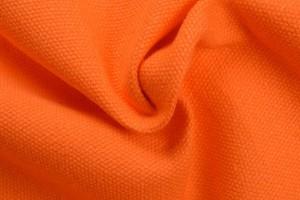 Canvas 10 oranje