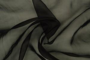 Organza 03 - zwart
