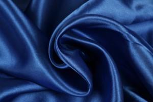 Satijn 15 blauw