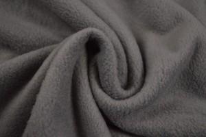 Polar fleece 17 donker grijs