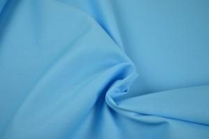 Katoen poplin 06 aqua blauw