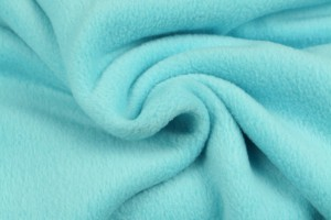 Polar fleece 06 aqua blauw