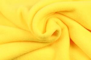 Polar fleece 07 geel