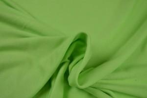 Viscose jersey 16 lime groen