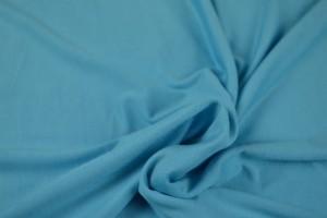 Viscose jersey 06 aqua blauw