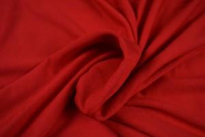 Viscose jersey 01 rood