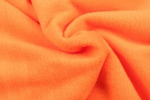 Polar fleece 10 oranje