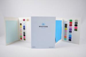 Alle Kleurenkaarten