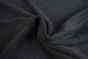 Sweaterstof 17 donkergrijs melange