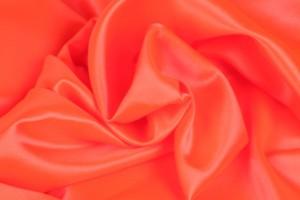 Satijn 23 neon oranje