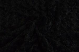 Fur roses 03 zwart
