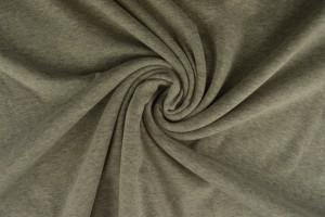 Sweaterstof 25 zilvergrijs melange