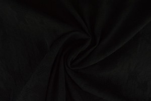 Katoen jacquard 03 zwart