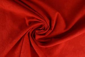 Katoen jacquard 01 rood