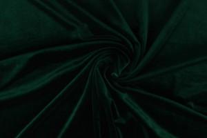 Fluweel 32 donker groen