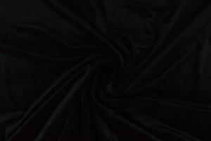 Fluweel 03 zwart
