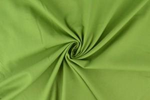 Katoen poplin 16 lime groen
