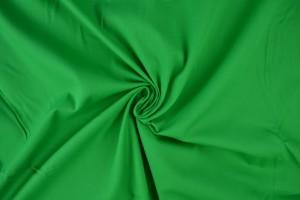 Katoen poplin 11 groen