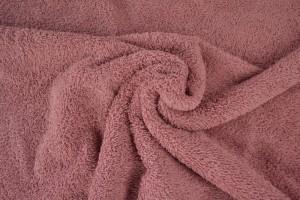 Badstof 38 donker oud roze