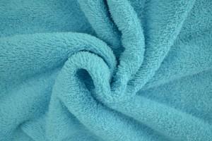 Badstof 06 aqua blauw