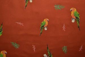 Cotton jersey print - wow 04-42 koper