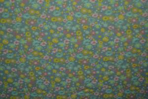 Cotton jersey print - wow 10-34 oud groen