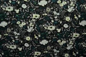 Cotton print 8070-1 black