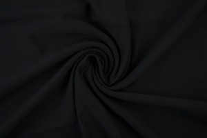 French terry 03 zwart