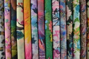 Chiffon prints