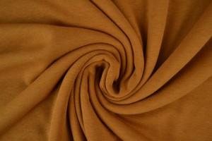 Sweaterstof 44 donker okergeel
