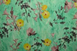 Linen print - 03-76