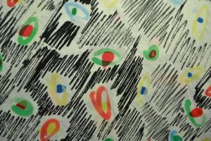 Linen print - 11-989