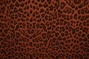 Cotton washed print w06-42 koper