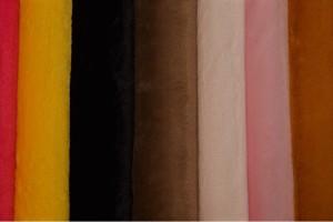 Kleurenkaart bont zacht