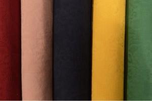 Kleurenkaart katoen jacquard